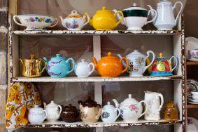 Teapot sale